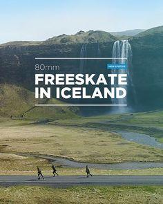Rollerblade® presents 80 Millimetre – Freeskate in Iceland