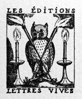 Les Éditions Lettres Vives