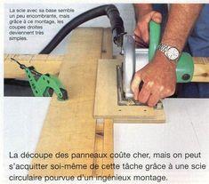 Forum Association Les Copeaux :: Un système génial pour scie circulaire !