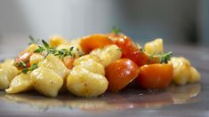 Gnocchetti di mare con pomodorini Gnocchi, Potato Salad, Ethnic Recipes, Food, Meals
