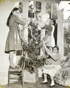 Surrey has a long history of receiving and welcoming refugees. Here are Polish children helped by Woking refugee charity Ockenden International, Xmas Refugee Charity, The Old Days, Xmas Tree, Surrey, Old Things, Polish, Statue, History, Britain