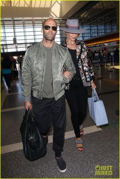 Rosie Huntington-Whiteley & Jason Statham Are Still an Extremely Hot Couple!