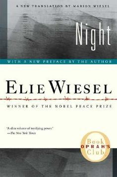 Night by Elie Wiesel #15 trade paper nonfiction
