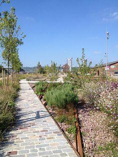 High line inspired?   Presquile_Rollet_Park-Atelier_Jacqueline_Osty_&_associes-14 « Landscape Architecture Works   Landezine
