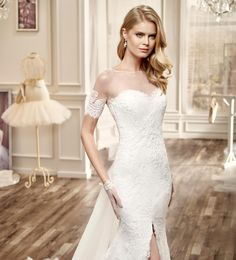 Wedding Dress Nicole  NIAB16077 2016