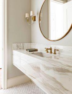 Floating Bathroom Vanities Idea