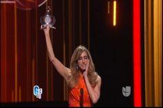 El Premio A La Trayectoria A Lili Estefan Por Sus 30 Años En La TV