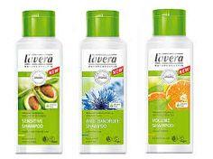 Lavera Organic Hair Shampoo