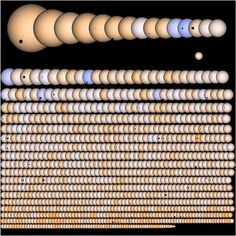 Kepler's Suns and Planets