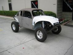 Walsh motorsports baja bug cagework (from Samba I think, photo from quite a while ago)