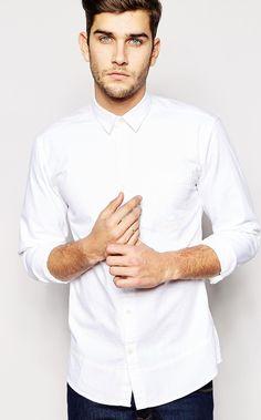 Jack & Jones Shirt with Rubberised Pocket