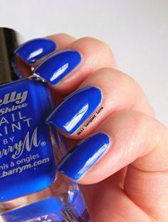 Barry M Blue Grape