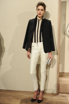 J.Crew RTW Fall 2013 - Slideshow - Runway, Fashion Week, Reviews and Slideshows - WWD.com