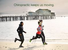 #Chiropractic keeps us moving.