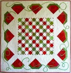Watermelon quilt by betsy