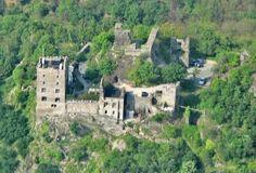 Liebenstein Castle (Burg Lieberstein) is medieval castle above the village of Kamp-Bornhofen in Rhineland-Palatinate, Germany. It was built in 1284.