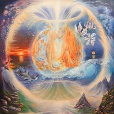 Enlightenment Art, Tantra Art, Psychadelic Art, Flame Art, Spiritual Love, Spirited Art, Visualisation, Thing 1, First Art