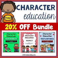 Character education refers to how we teach children to be moral, civic…