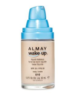 Stop trying to cover up your wrinkles with layers of foundation. Try this liquid foundation for mature skin.