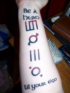 30 Seconds to Mars Tattoo by Kshetreyya, via Flickr