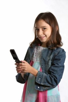 Cell Phones: When Should Your Child Get One?