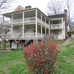 Andrew Johnson Homestead (17th President)    From the National Park Service website.