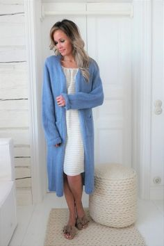 A wide selection of beautiful knitwear and cardigans - fall in love with our famous knits. Comfy mohair, soft cotton, stylish merino and luxurious cashmere - our knitwear selection offers wonderful options for every occasion. Blue Cardigan, Soft Summer, Natural Linen, Indigo, Knitwear, Cashmere, Comfy, Knitting, Stylish