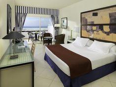 Habitación Doble vista mar #h10esteponapalace #estepona palace #estepona #h10hotels #h10 #hotel10