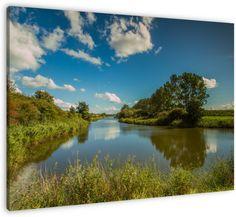 Extra ruimte in je kamer met dit prachtige waterlandschap aan je muur. Klik snel op de onderstaande link om hem in het groot te bekijken. In alle formaten beschikbaar.