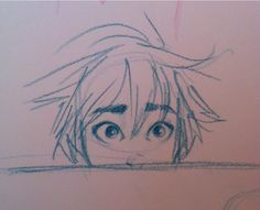 """Hiro from the upcoming """"Big Hero 6"""""""