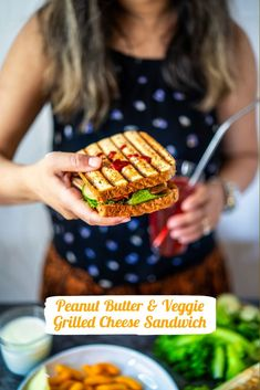 Best Lunch Recipes, Snack Recipes, Favorite Recipes, Healthy Recipes, Grill Cheese Sandwich Recipes, Grilled Sandwich, Vegetarian Snacks, Grilled Veggies, Exotic Food