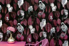 Siberia Dark wallpaper