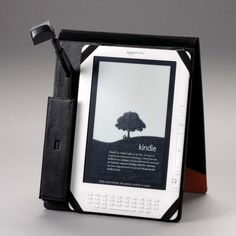 The Cover+Light Flip for Kindle DX (on sale now for only $38.99) makes e-reading on-the-go about as easy and comfortable as it gets. With a retractable eco-friendly LED reading light, and a protective cover, this case is ideal for reading on planes, trains and automobiles.      #e-reader #kindle #case