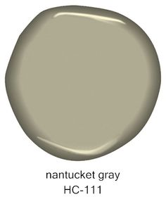 Pin by danielle erickson on great paint colors g strum hus id er for Benjamin moore nantucket gray exterior