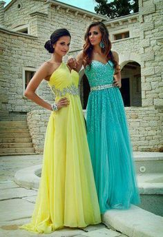 Prom Dress! LOVE THE BLUE ONE SOOO MUCH!!!!!!!!!!!!