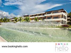VIAJES DE LUNA DE MIEL. Catalonia Royal Bávaro es uno de los resorts sólo para adultos donde tú y tu pareja, podrán celebrar su luna de miel con múltiples amenidades, comidas y bebidas ilimitadas en sus diferentes restaurantes, relajación en sus albercas y mucho más. Anímate a descubrir el paradisiaco entorno de una de las playas más famosas de República Dominicana, sólo tienes que ingresar a nuestra página web para adquirir tu pack y hacer la reservación. #BeHello
