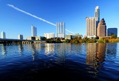 What Does it Really Cost to Live in Austin? Apartment Therapy's Cost of Living Report | Apartment Therapy Austin Skyline, New York Skyline, Visit Austin, Austin Texas, Austin Apartment, Apartment Living, Apartment Therapy, Morning Call, Cost Of Living