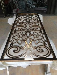 Steel Grill Design, Metal Grill, Grill Door Design, Room Door Design, Door Design Interior, Home Design, Staircase Railing Design, Balcony Railing Design, Decorative Metal Screen