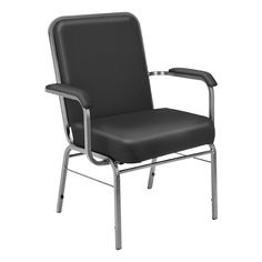 ComfortClass XL Heavy-Duty Anti-Microbial Vinyl Stack Chair at Fat Catalog