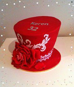 e9af4cbc-58b6-4f46-8969-250f41dbc5a4 Hat Cake, Theme Cakes, Derby Hats, Kentucky Derby, Birthday Cakes, Fondant, Creative, Desserts, Recipes