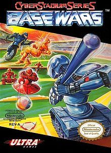 Base Wars is still one of the most innovative sports games I've ever played. It mixed a baseball game with a Street Fighter-esque battle mechanic and level building. Fascinating game from Konami's ill-fated Ultra Games division.