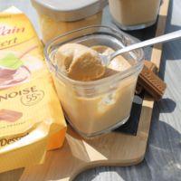 Coucou tout le monde. Il y a peu j'ai ressorti ma Multi Délice de Seb : Yaourtière qui fait également fromagère avec un programme dessert lacté permettant de fabriquer des crèmes, gâteaux,...