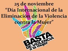 25 de Noviembre – Día Internacional contra la Violencia hacia la Mujer http://www.yoespiritual.com/recursos-humanos/25-de-noviembre-dia-internacional-contra-la-violencia-hacia-la-mujer.html