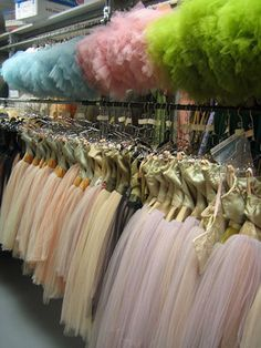 Costumes Backstage