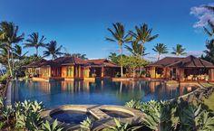 Hawaiian Houses | Custom built homes feature beautiful outdoor living spaces