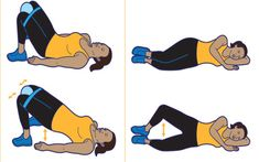 Extra Off Coupon So Cheap Fitness Fix: Strengthening Your Pelvic-Floor Muscles 717 Wendy Watkins January / February 2015 Strengthen your pelvic-floor muscles with th Floor Workouts, Easy Workouts, Psoas Release, Pelvic Floor Exercises, Bladder Exercises, Ab Exercises, Fitness Exercises, Muscle, Diastasis Recti