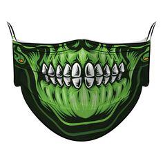 Deadpool Art, Skull Mask, Cool Art, Lips, Tattoos, Face, Custom Printing, Shopping, Bandanas