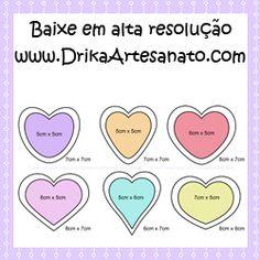 Drika Artesanato - O seu Blog de Artesanato.
