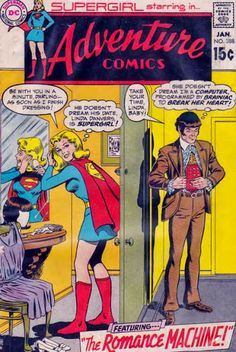 Adventure Comics was an American comic book series published by DC Comics from 1938 to 1983 and revived from 2009 to 2011. In its first era, the series ran for 503 issues (472 of those after the title changed from New Adventure Comics ), making it the fifth-longest-running DC series, behind Detective Comics, Action Comics, Superman, and Batman.