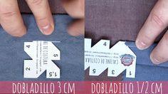 Calibre de costura ~ Coser es Facil
